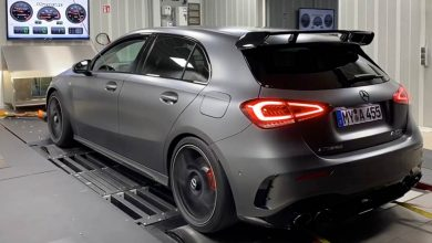 Photo of Mercedes-AMG A 45 Tuning bis der Arzt kommt