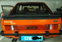 Photo of Ford Escort XR3 von Micha
